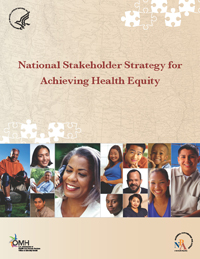 National Stakeholder Strategy for Achieving Health Equity