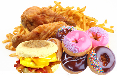 Trans fat sources