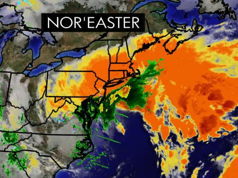 Noreaster 2012