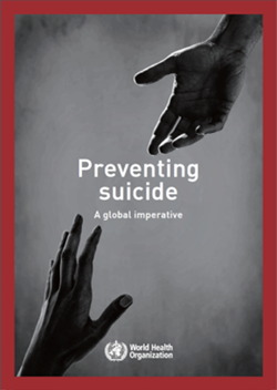 First WHO World Suicide Report