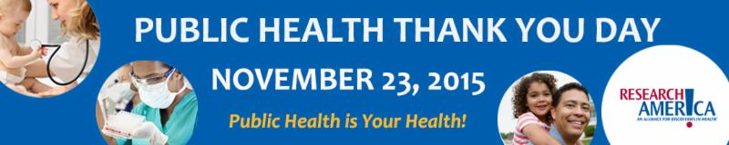 2015 Public Health Thank You Day