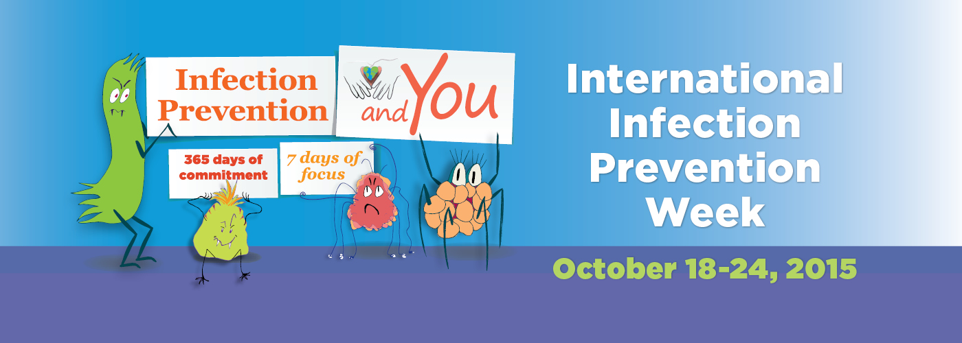 Infection Prevention week