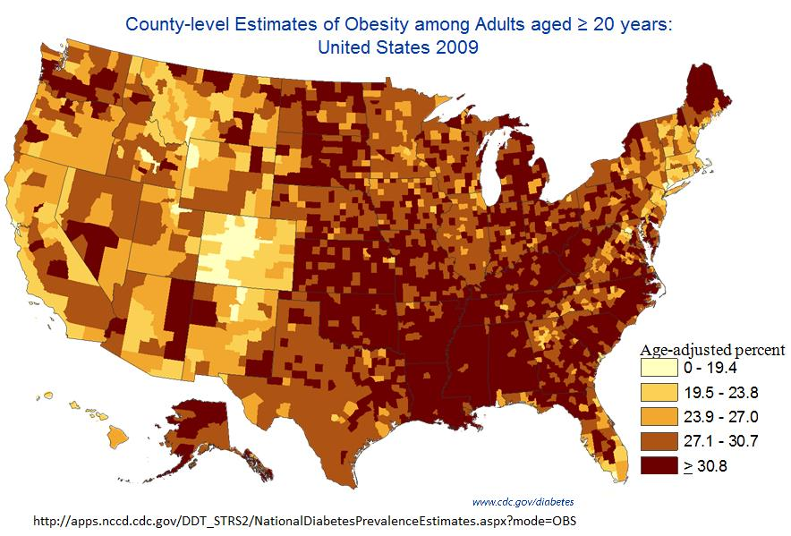 BETTY C JUNGS WEB SITE Bettys Public Health Blog For - Cdc cancer deaths 2013 map of us