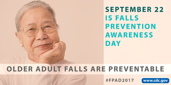 Fall Prevention Awareness Day