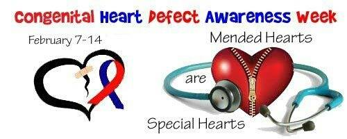 Congenital Heart Disease Week