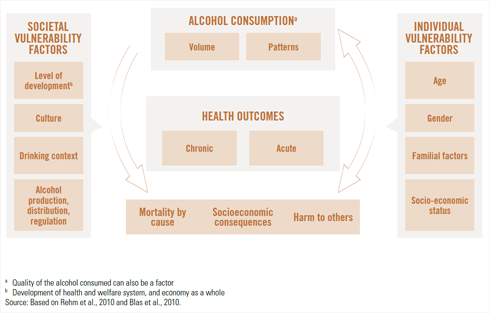 Alcohol Consumption Health Outcomes