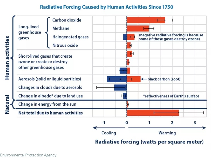 Human Activity and Global warming