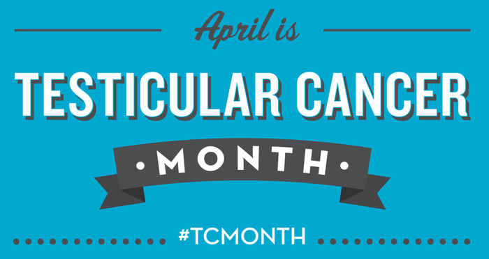 Testicular Cancer Month