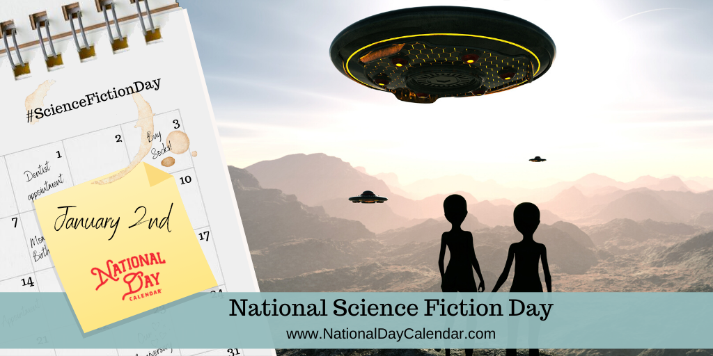 National Science Fiction Day