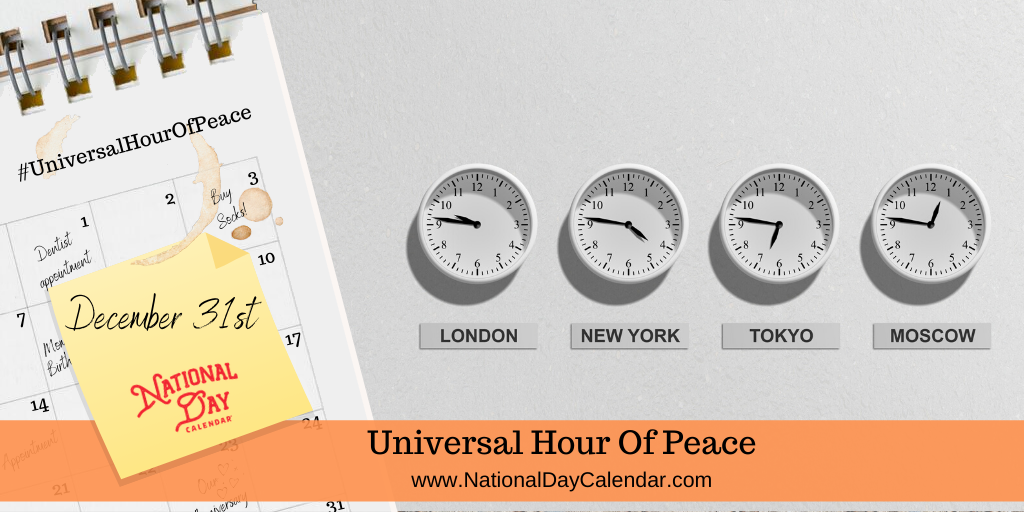 Universal Hour os Peace