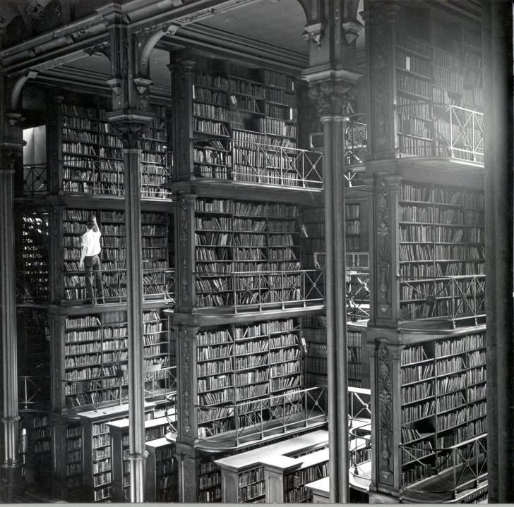 Cincinnati Old Main Library