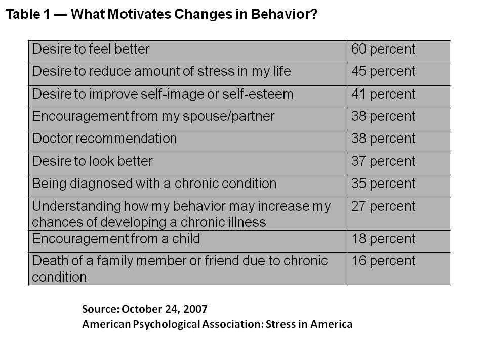APA 2007 Stress in America Study